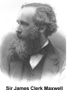 image of sir James Clerk Maxwell